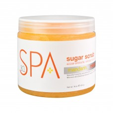 STEP 2 : MANDARIN & MANGO SUGAR SCRUB 16 oz (Age−Defying) &  (8OZ)