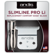 ANDIS Slimline® Pro Li Trimmer Replacement Blade Set - Carbon Steel