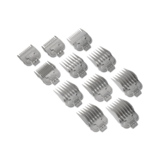 Snap-On Blade Attachment Combs — 11 Comb Set