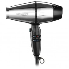 BABYLISS STAINLESS STEEL HAIRDRYER