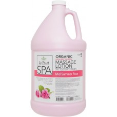 Massage Lotion-Mid Summer Rose