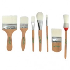 Synthetic Body Brush Set For Paraffin