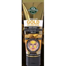 HOLLYWOOD STYLE Miracle Lift Gold Collagen Scrub 100ml