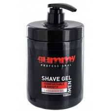 GUMMY SHAVING GEL w/ Pump (33.8oz)