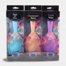 Detangle Brush -  SOLD BY EACH (9PC/DISPLAY)