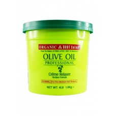 Olive Oil Creme Relaxer -Normal (4lb)