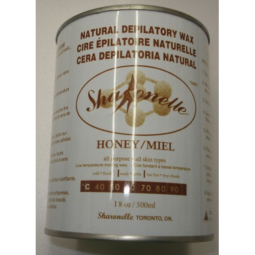 Tea Tree Oil Sharonelle Can Wax - 18 oz