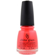 China Glaze Red-Y To Rave 0.5 oz. #1397 (82603)