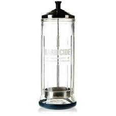 BARBICIDE Disinfecting Jar Perfect for Salons & Barber