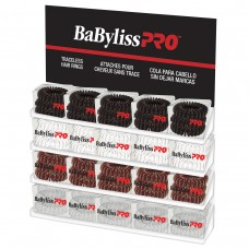 BABYLISSPRO TRACELESS HAIR RINGS 3 IN PK