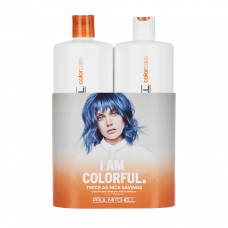 Paul Mitchell I Am Colorful Liter Duo Set
