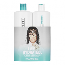 Paul Mitchell I Am Hydrated Liter Duo Set